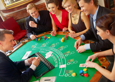 Jeux casino blackjack